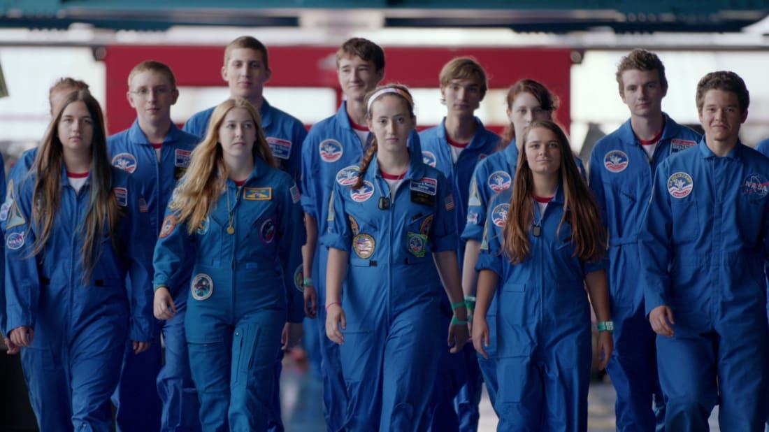 A still from The Mars Generation (2017).
