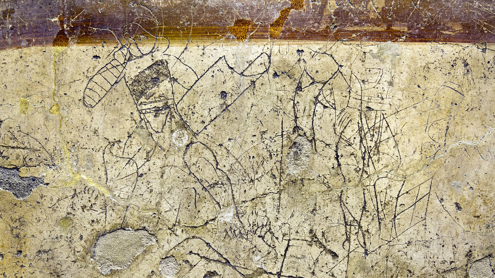 7 entertaining examples of ancient graffiti mental floss