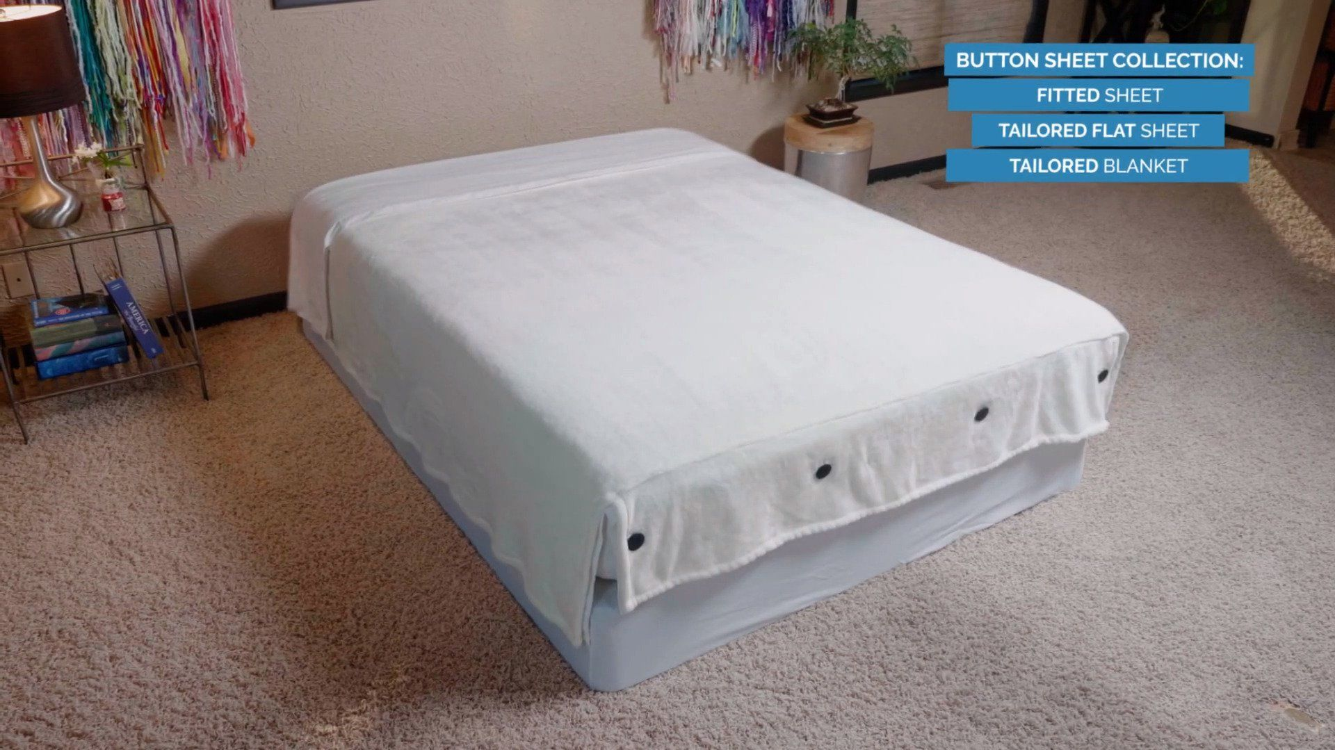 Making Your Bed Is Easier Than Ever With These Amazing Sheets