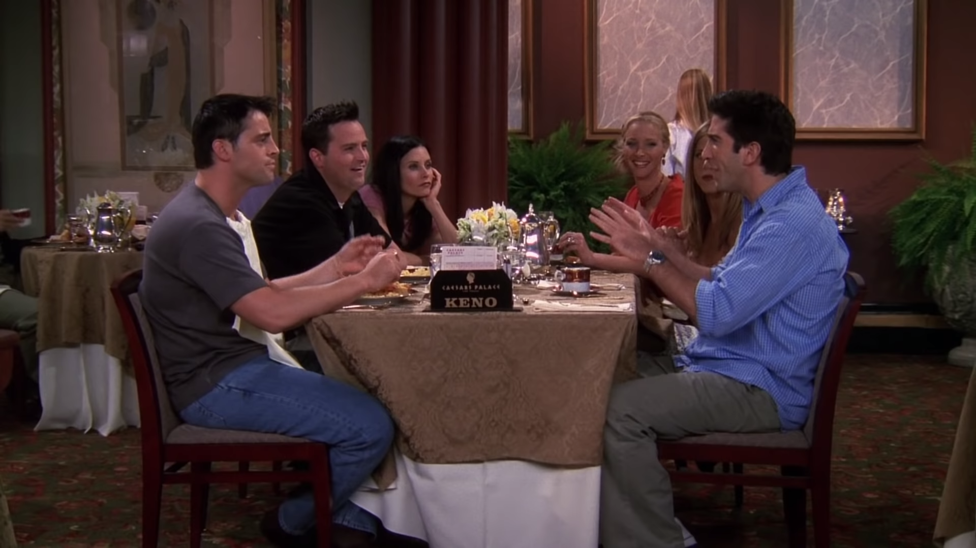 A Friends-Themed Brunch Is Coming to Los Angeles