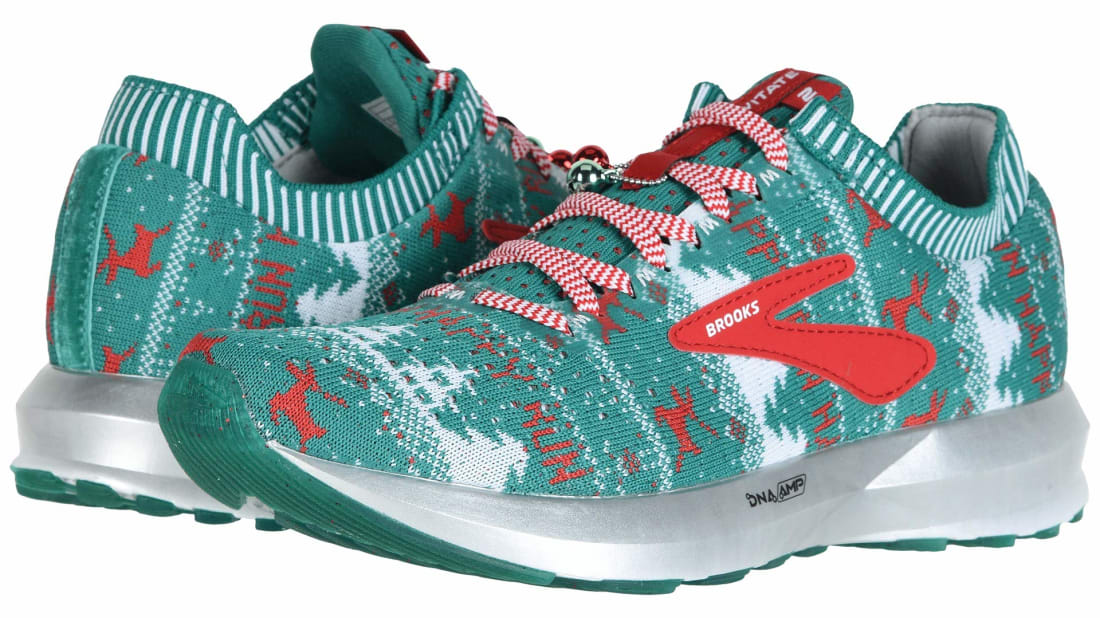 Christmas Sneakers.Ugly Christmas Sneakers Are The New Ugly Christmas Sweaters