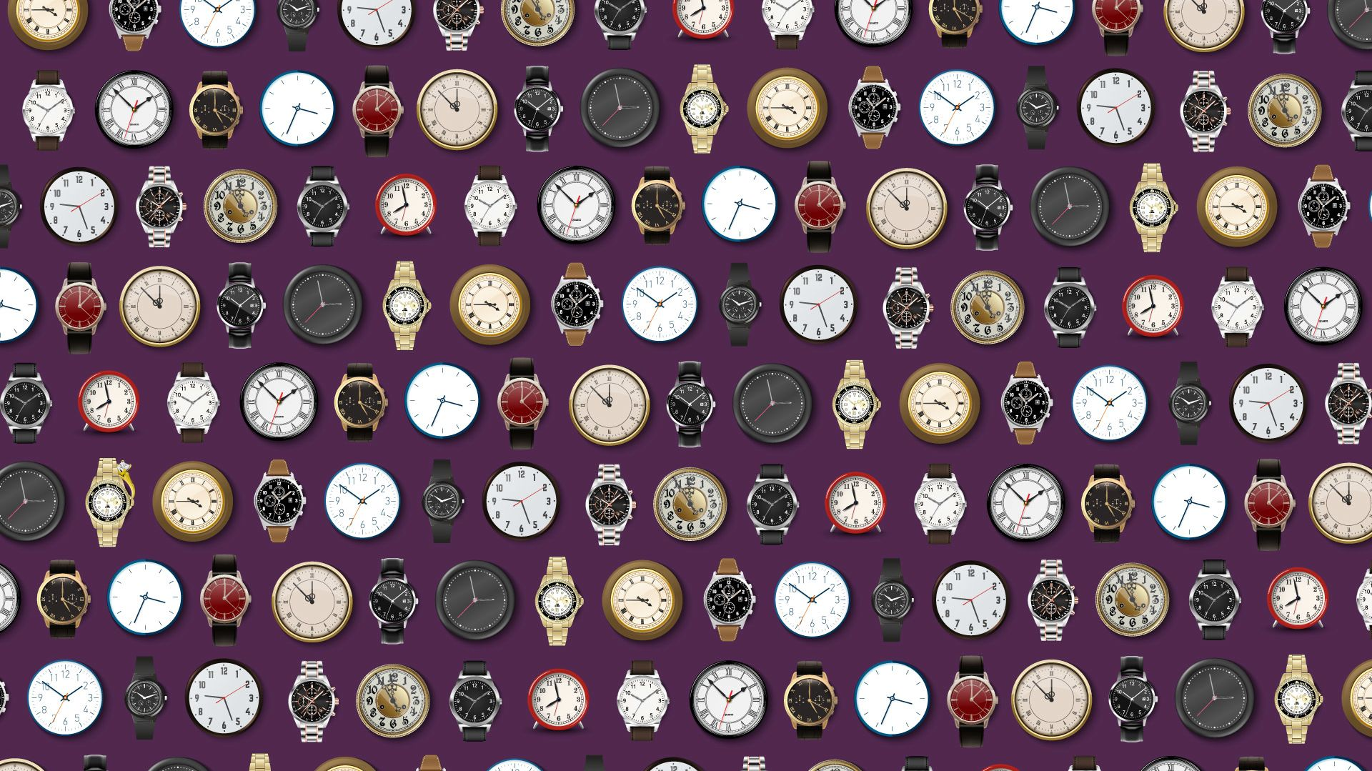 Hidden Object Engagement Ring Among Watches Mental Floss