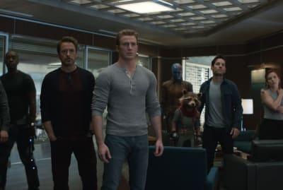 Some Avengers assembled in Avengers: Endgame (2019).