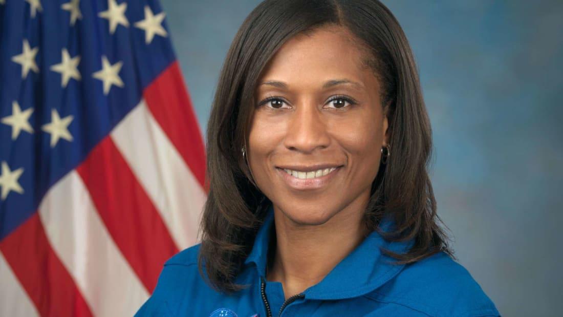 A astronauta da NASA Jeanette Epps.