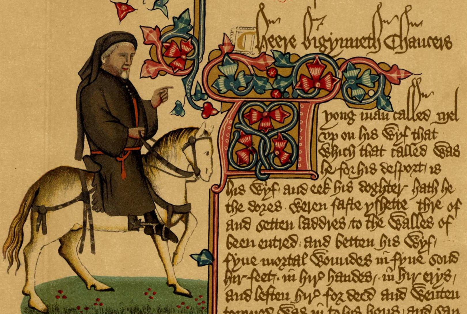Geoffrey Chaucer S Canterbury Tales App Mental Floss The Canterbury Tales