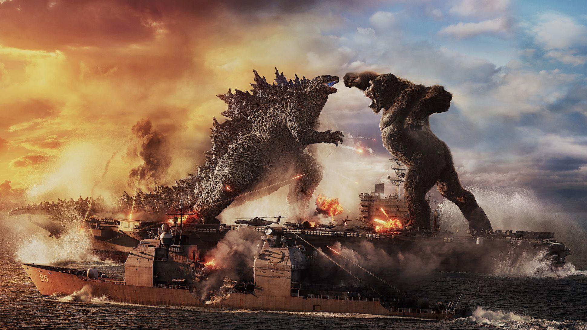 Godzilla vs. King Kong: Whose Poops Would Be Bigger?