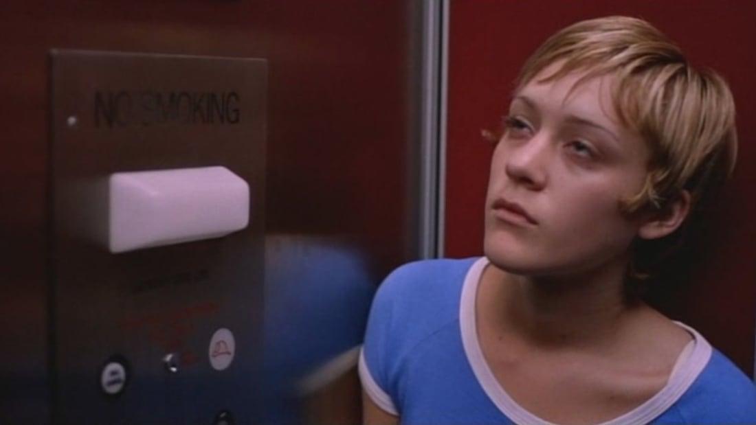 Chloë Sevigny in Larry Clark's Kids (1995).
