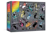 This 500-piece puzzle sold on Amazon celebrates the achievements of women in STEM fields.
