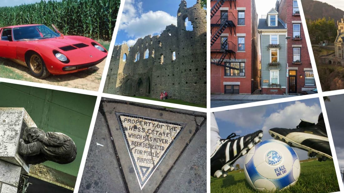 Monuments, statues, houses, cars, and even sneakers have been built out of spite.