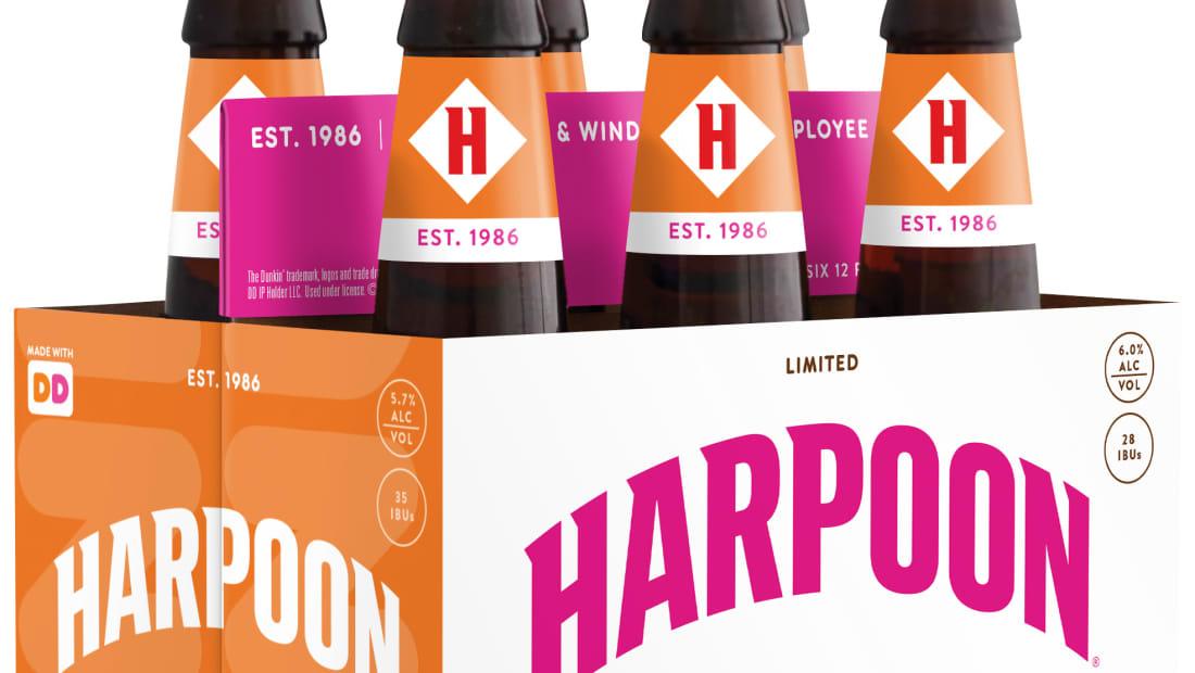 Dunkin'/Harpoon Brewery
