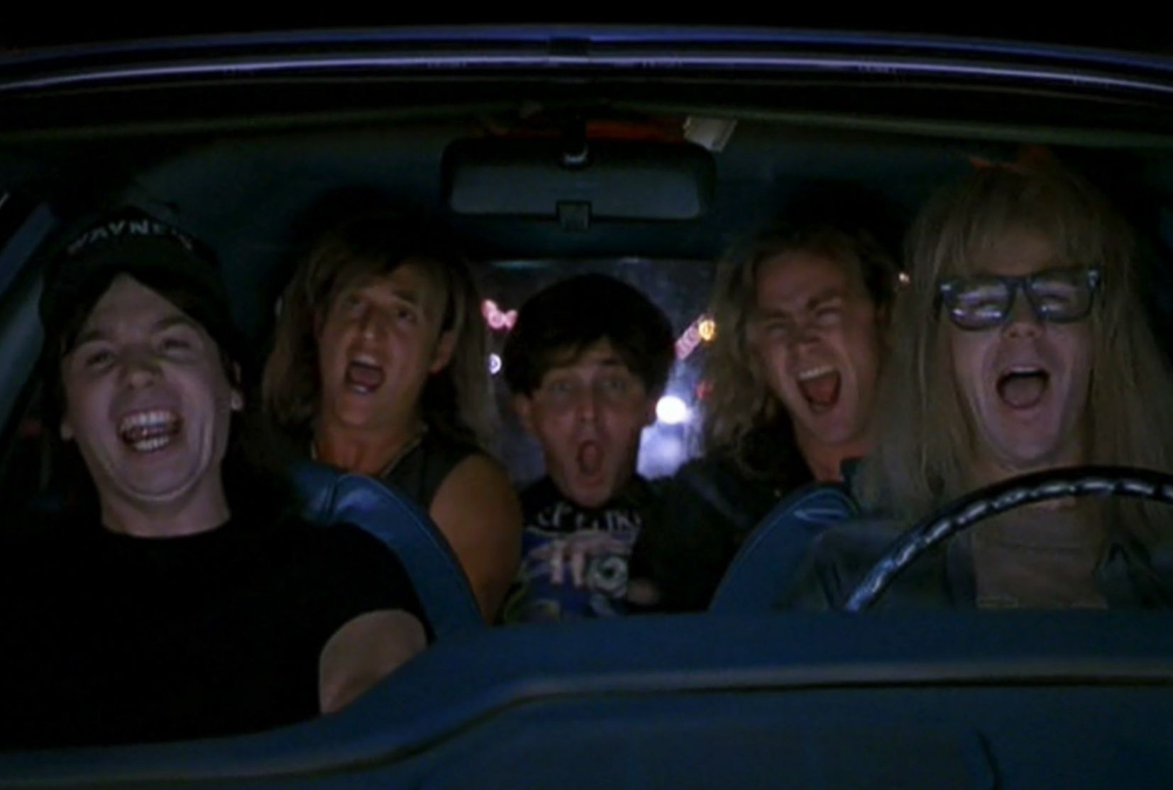 Mike Myers's Bohemian Rhapsody Cameo Is a Nod to Wayne's World