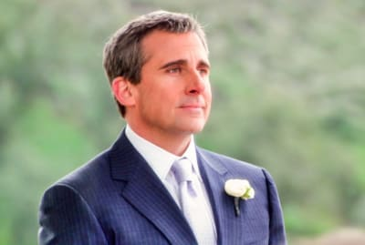Steve Carell makes his triumphant (and secretive) return to the final episode of The Office.