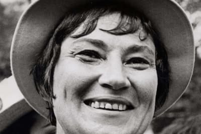 Bella Abzug in the 1970s.