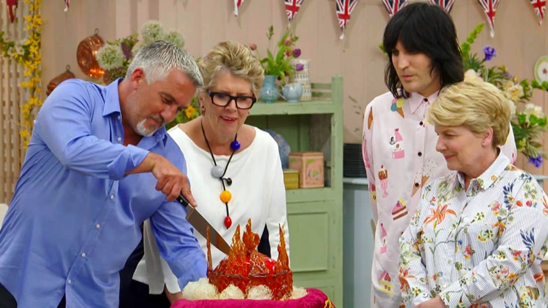 Great American Baking Show 2020.15 Behind The Scenes Secrets Of The Great British Baking