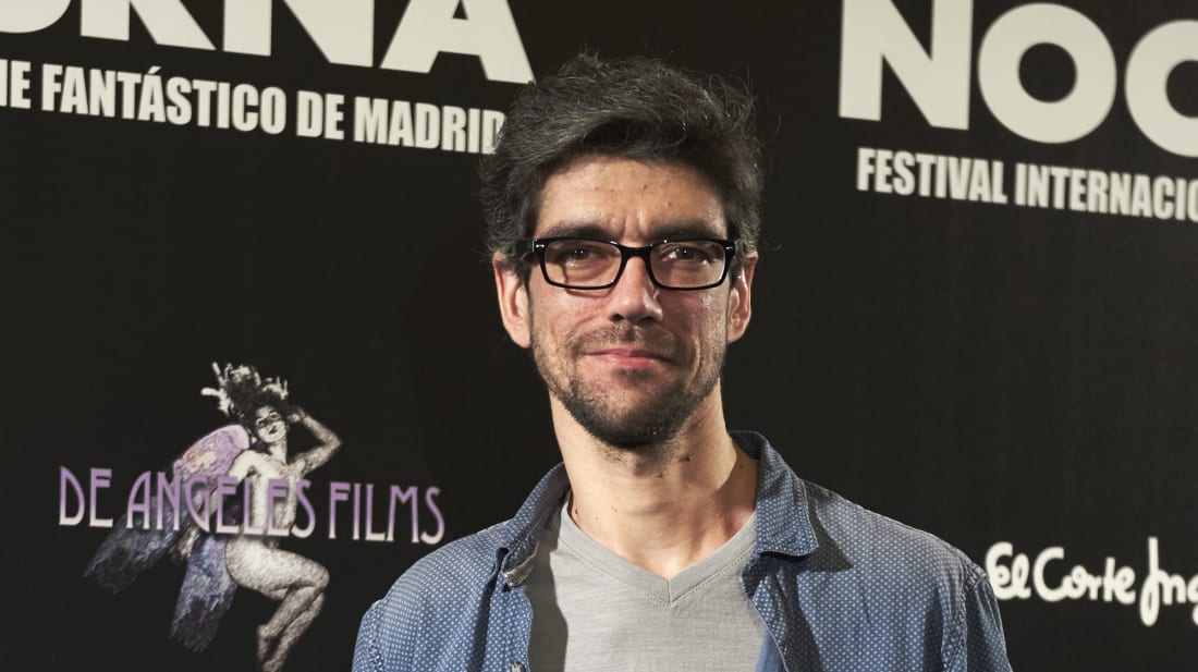 Spanish actor Javier Botet at a 2016 film festival