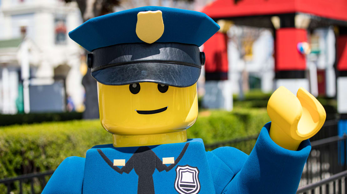 LEGO thefts have French police on high alert.