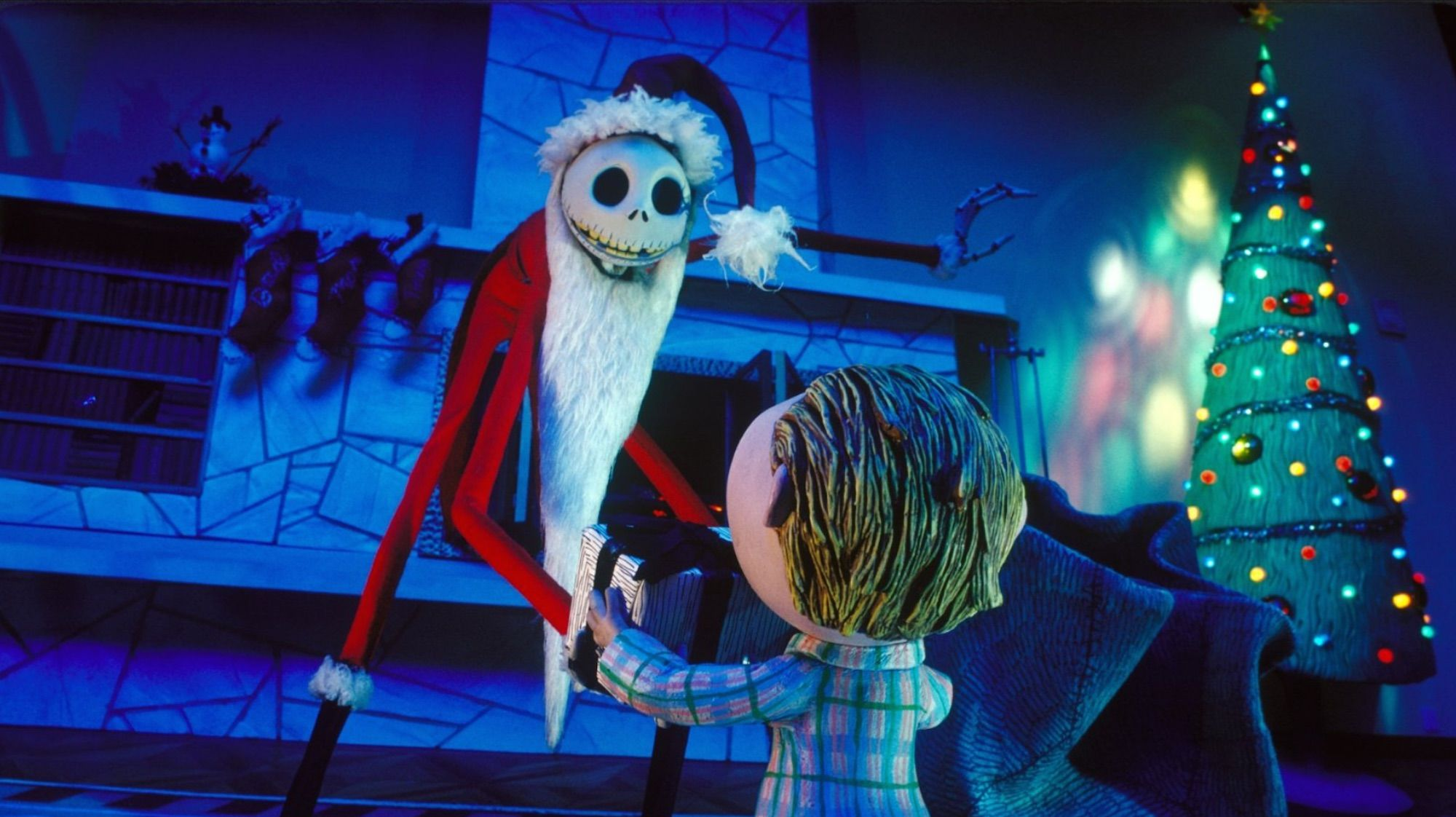 Almost Christmas Means It Wasnt Christmas.21 Things You Didn T Know About The Nightmare Before