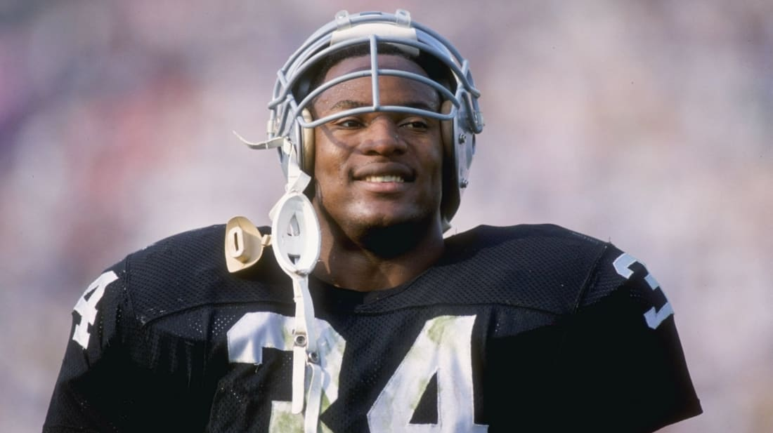 "Bo Jackson and the ""Bo Knows"" campaign helped Nike finally overtake Reebook in the early 1990s."