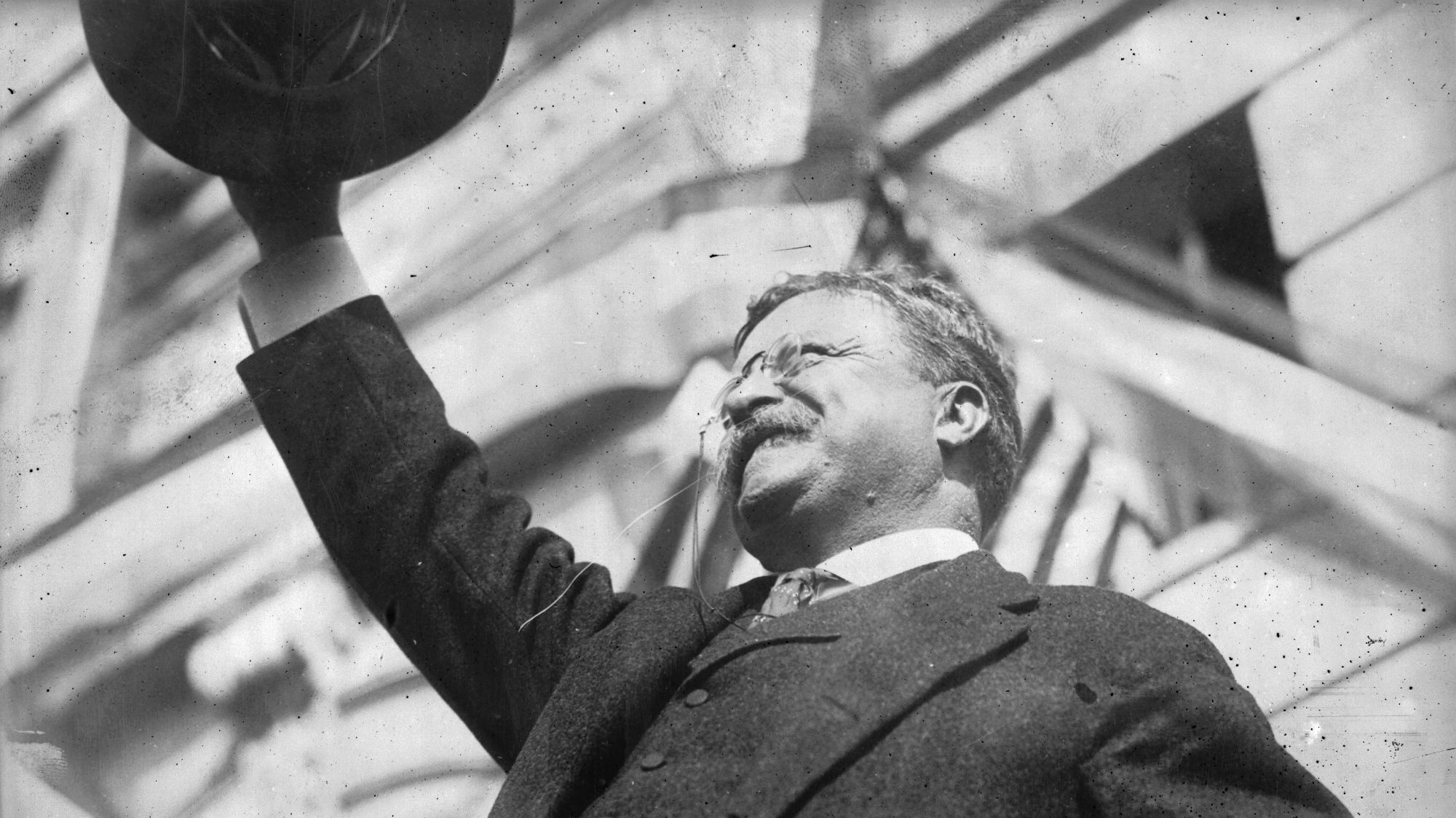 27 Facts About Theodore 'Teddy' Roosevelt | Mental Floss