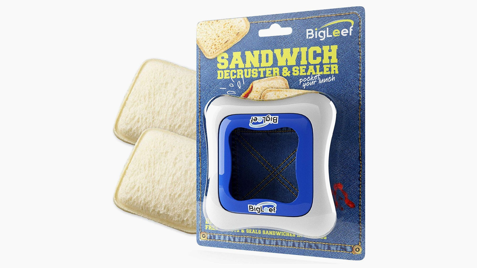 Make Your Own Uncrustables With This Handy Sandwich Decruster and Sealer