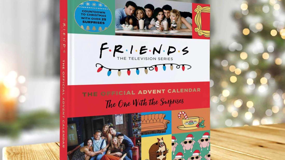 Friends: The Official Advent Calendar.