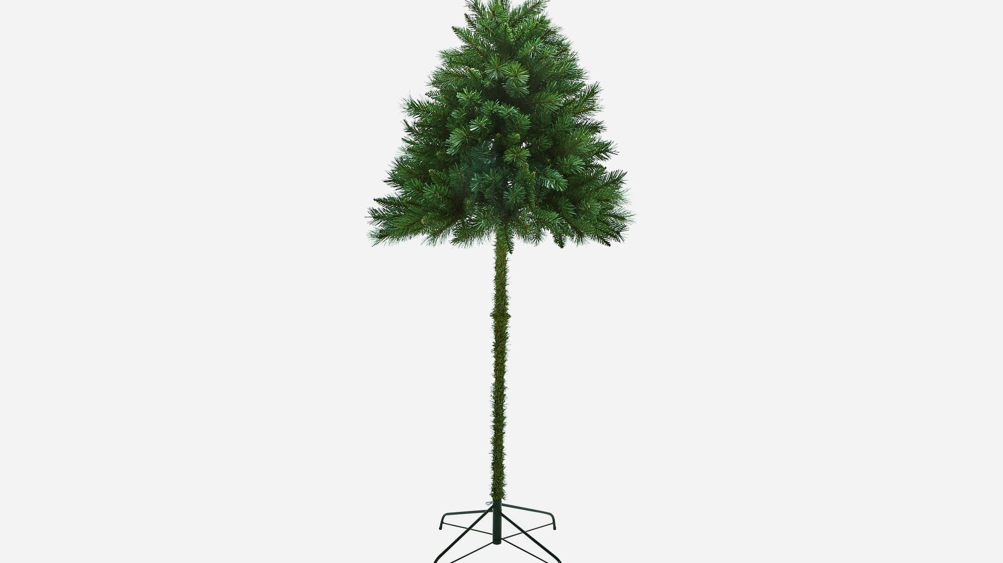This Extra-Tall Christmas Tree Will Keep Your Ornaments