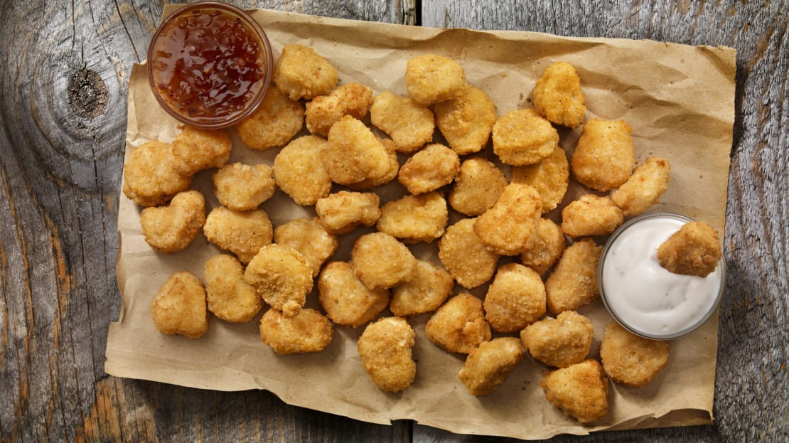 Chicken nuggets gained worldwide popularity via McDonald's, but their invention began with a poultry and food science science professor at Cornell University.