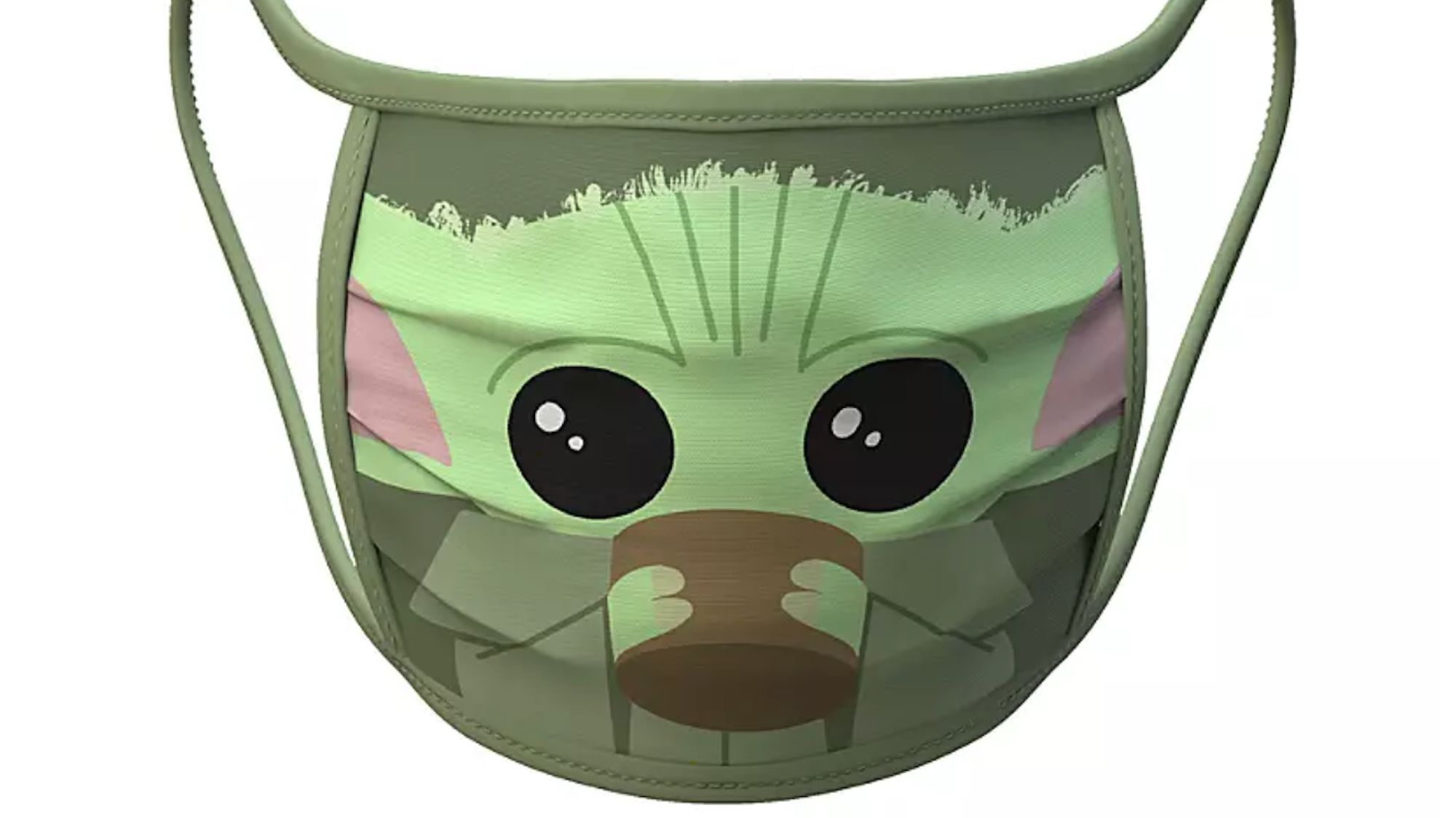 Baby Yoda Face Masks Are Now Available | Mental Floss