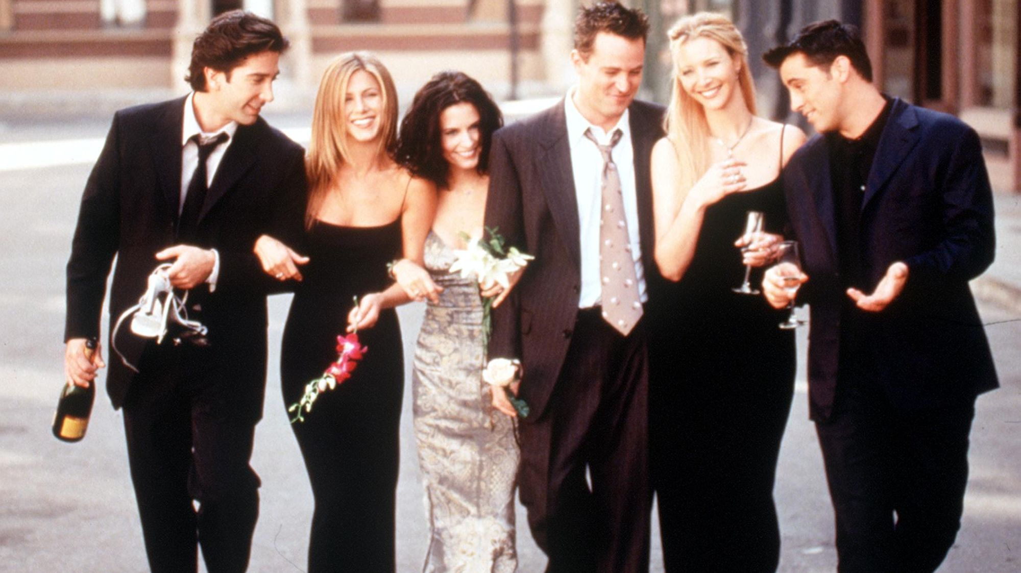 40 Facts About Friends for Its 25th Anniversary