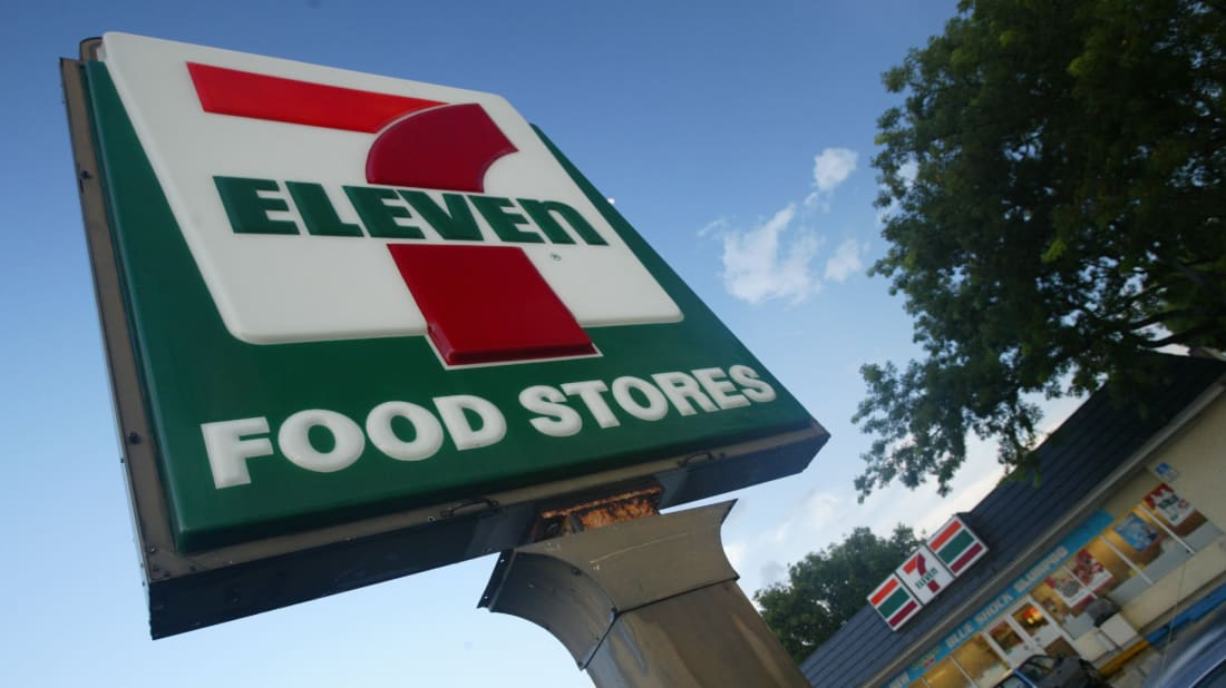 7-Eleven has sometimes had to deal with more than just brain freeze.