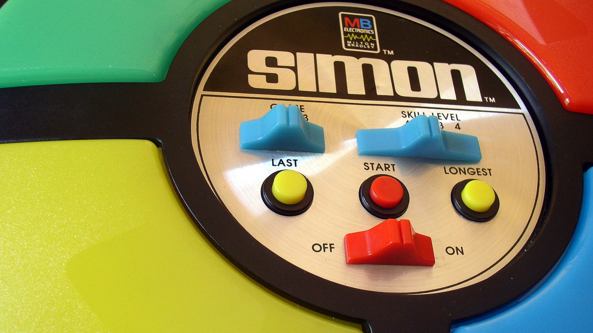 7 Things You Might Not Know About the Game Simon