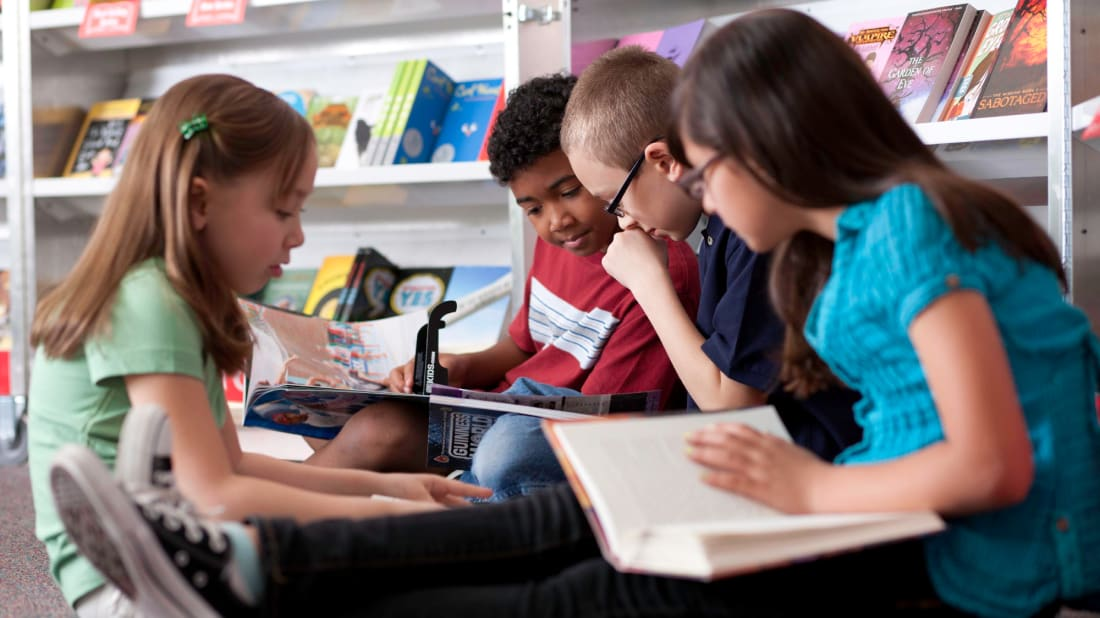 School book fairs can help create readers for life.