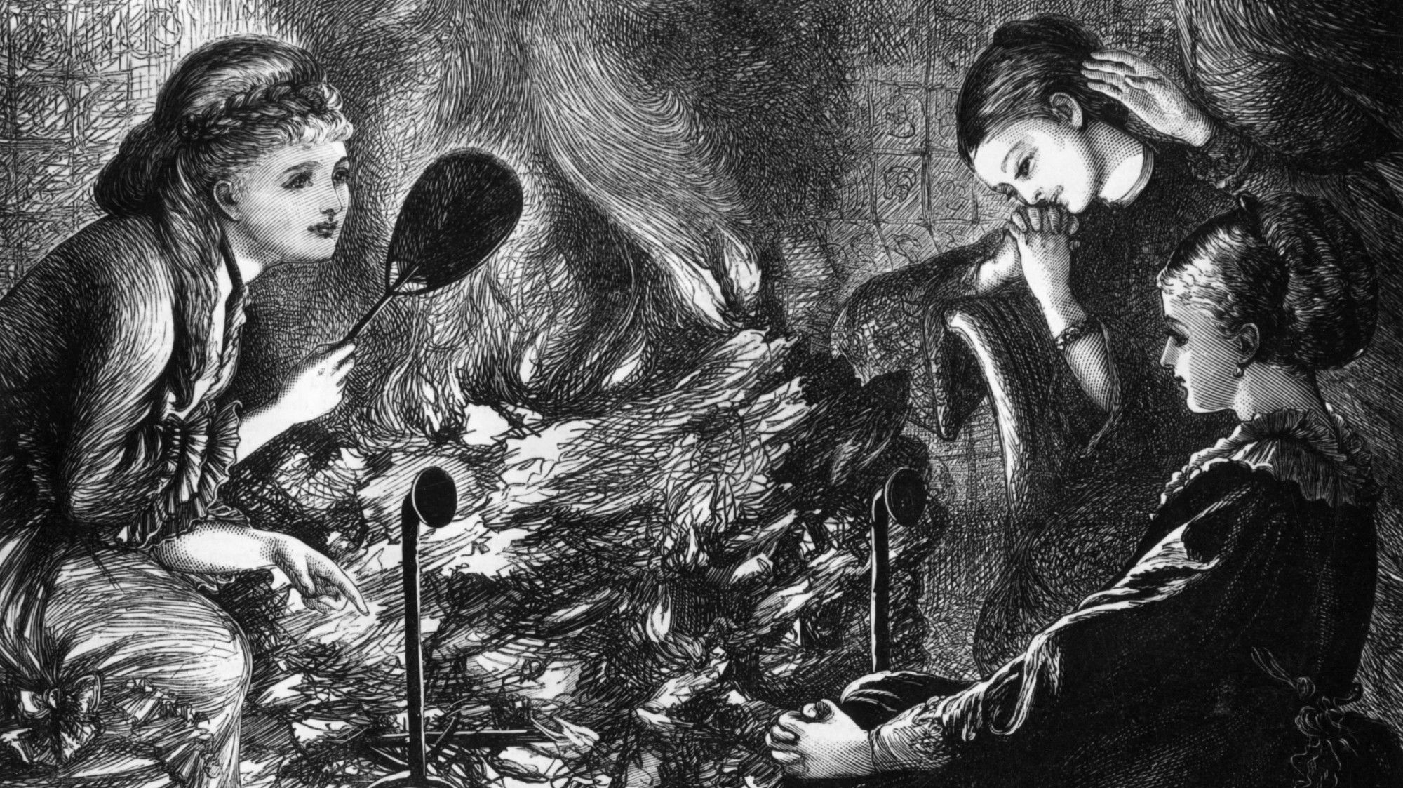 7 Highly Intriguing Victorian Halloween Traditions