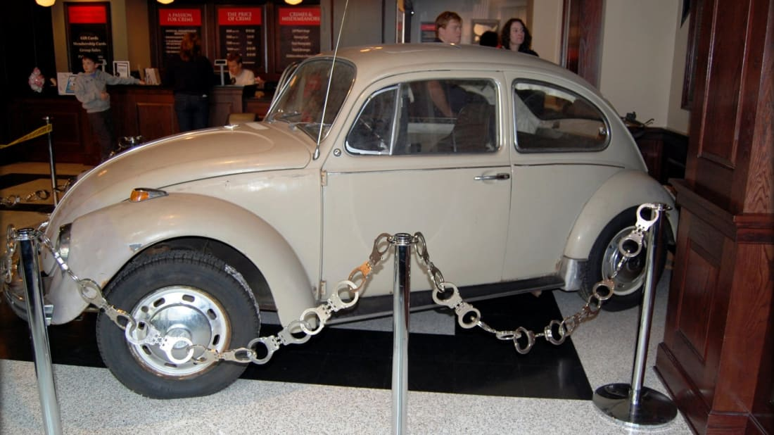 Hell on Wheels: The Sordid History of Ted Bundy's VW Beetle