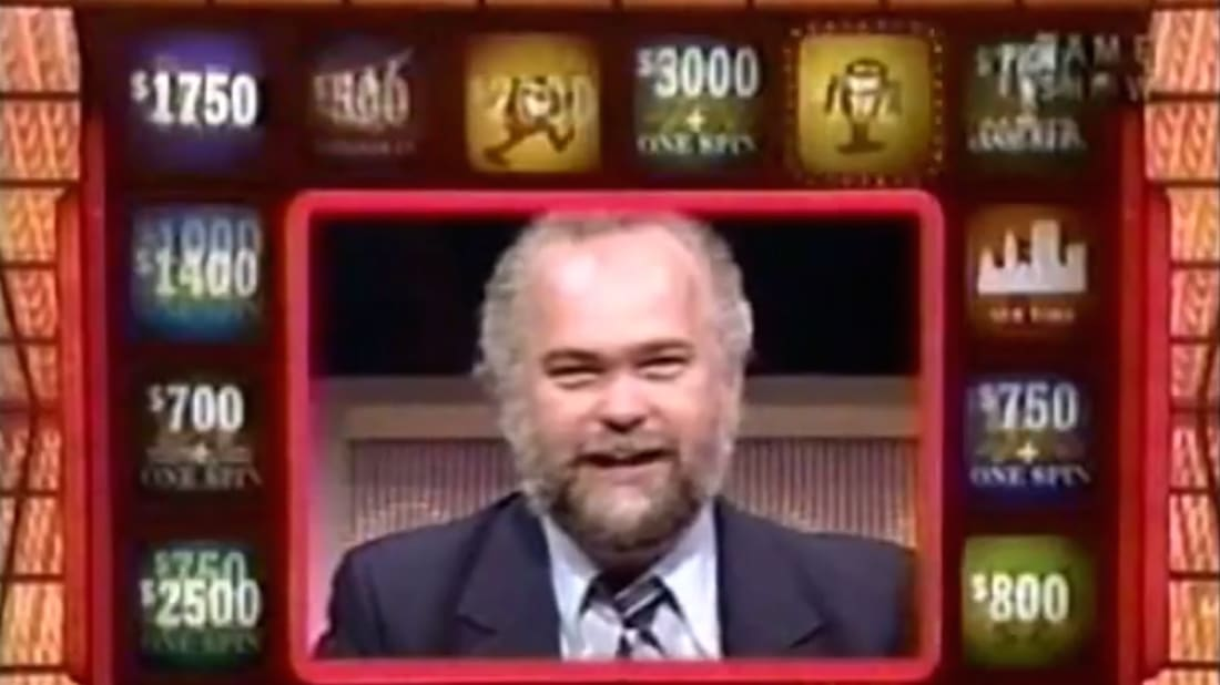 The Man Who Pressed His Luck     and Won | Mental Floss