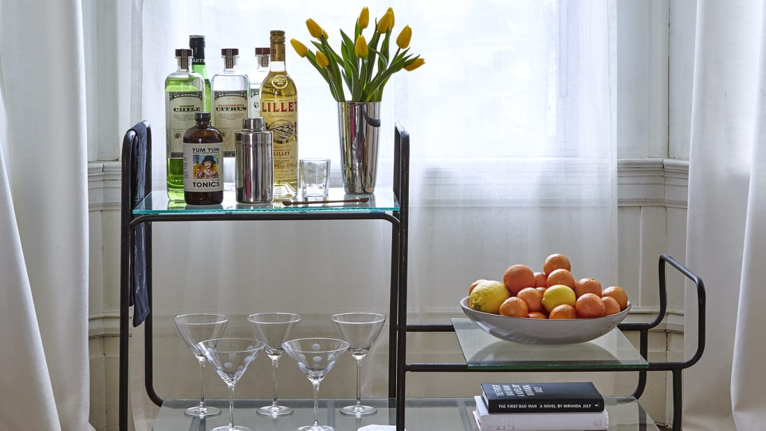 10 Essential Items Every Bar Cart Needs Mental Floss