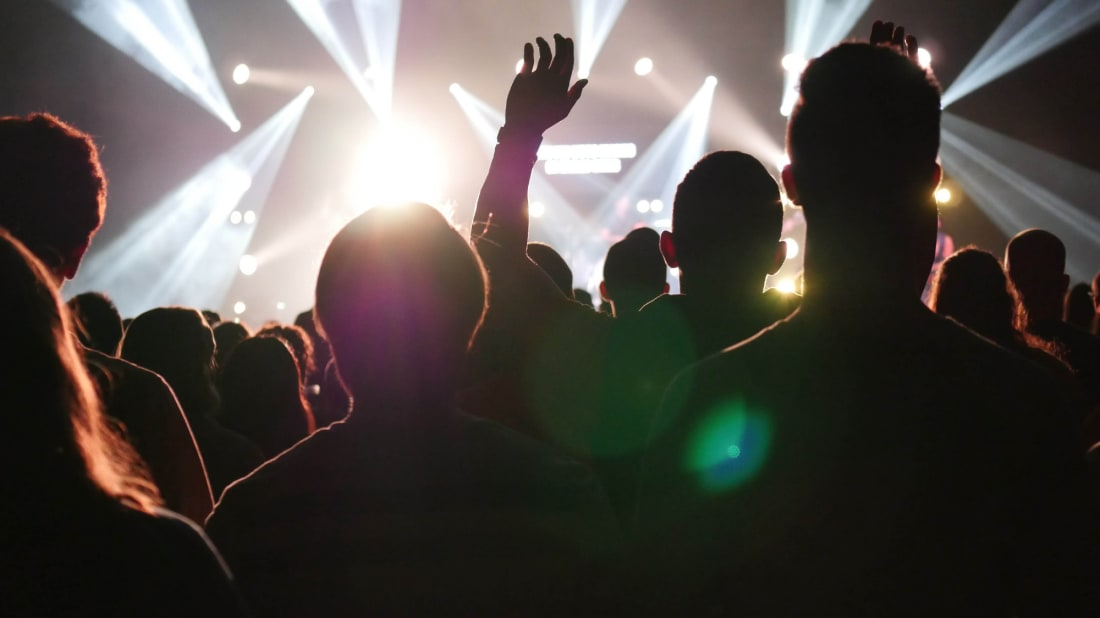 There's no guarantee you'll get all of a performer's greatest hits at a concert.