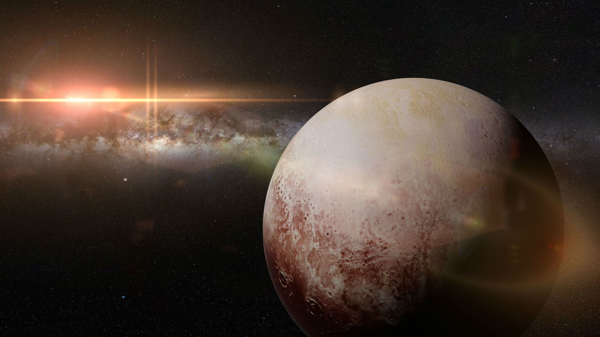 Is Pluto a Planet After All? A New Argument Emerges - Mental Floss