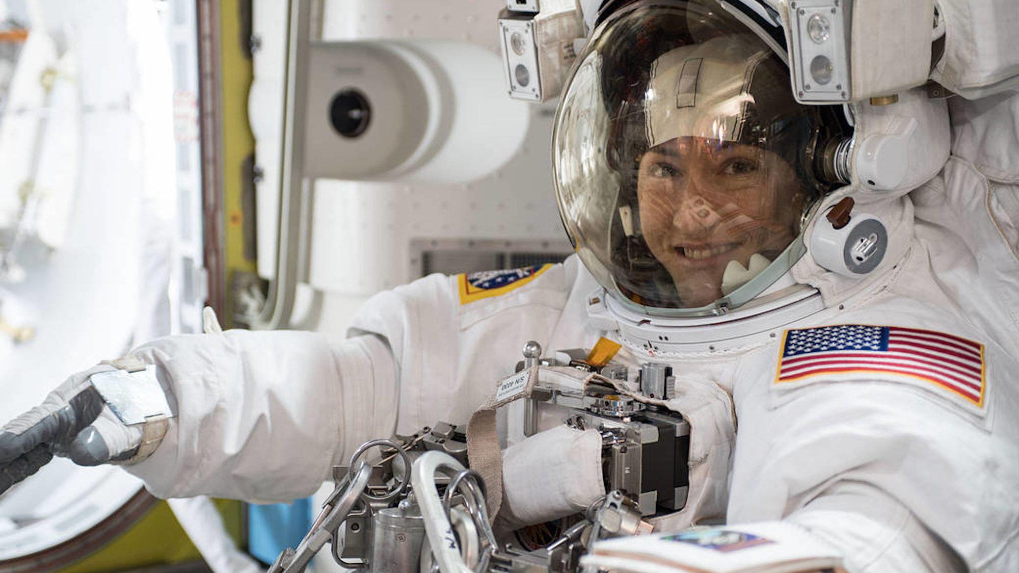 NASA First All-Female Spacewalk Happening - Mental Floss