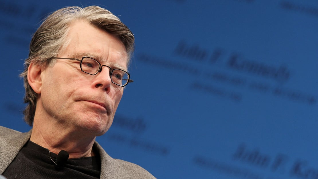 Stephen King can bring the scares.