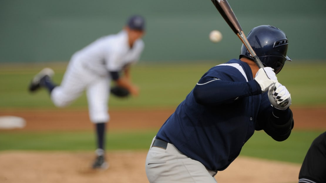 Aluminum baseball bats change the game.