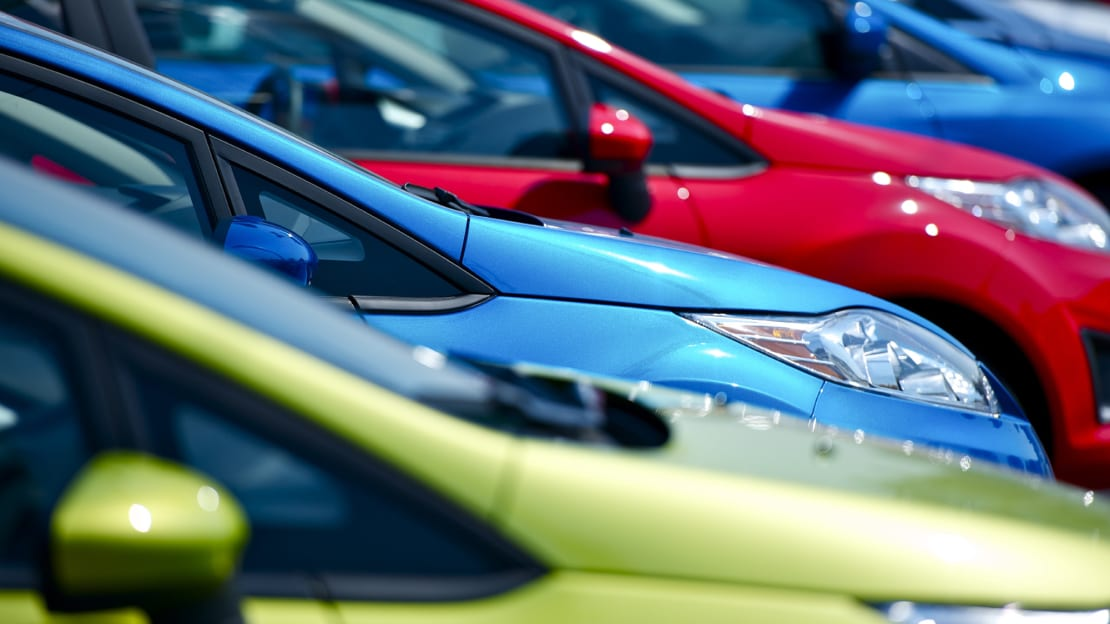 Your car's color can be a factor when it comes time to resell it.