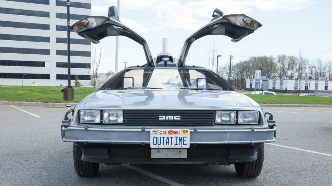 The DeLorean is Getting Ready for a Comeback | Mental Floss