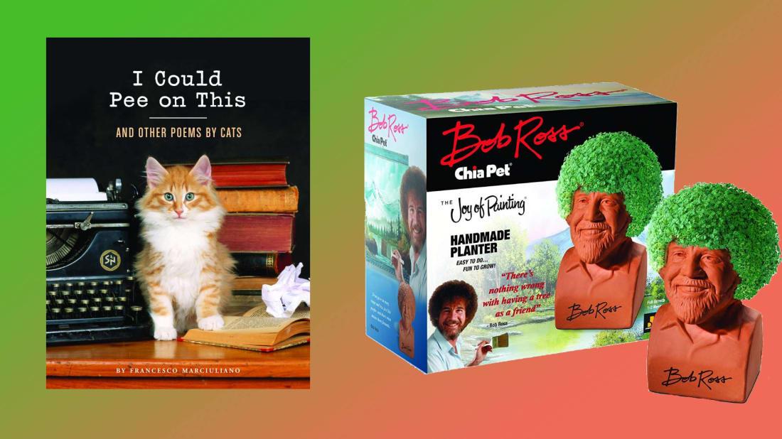 Chronicle Books, Chia/Amazon