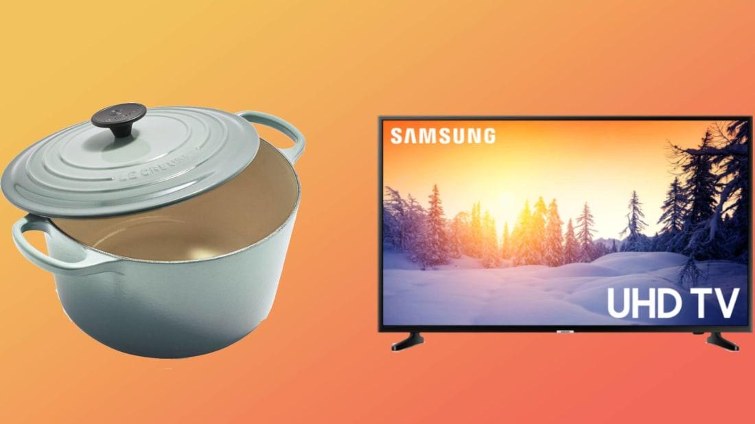 Le Creuset/Samsung