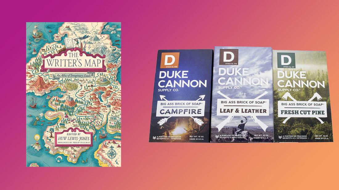 University of Chicago Press / Duke Cannon / Amazon