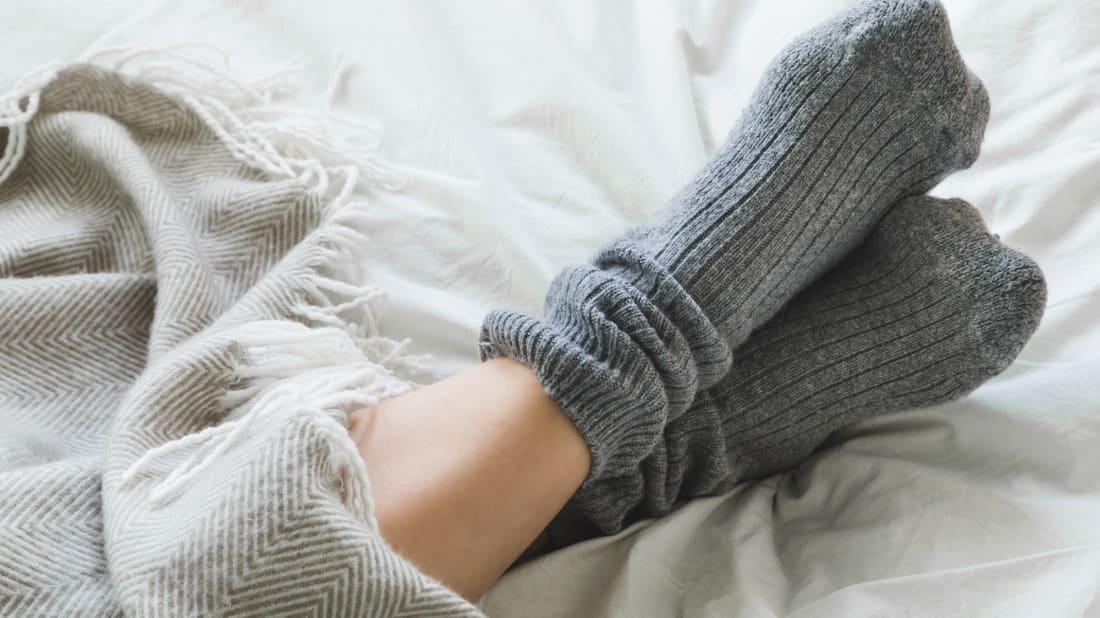 To get cold feet is to have second thoughts.