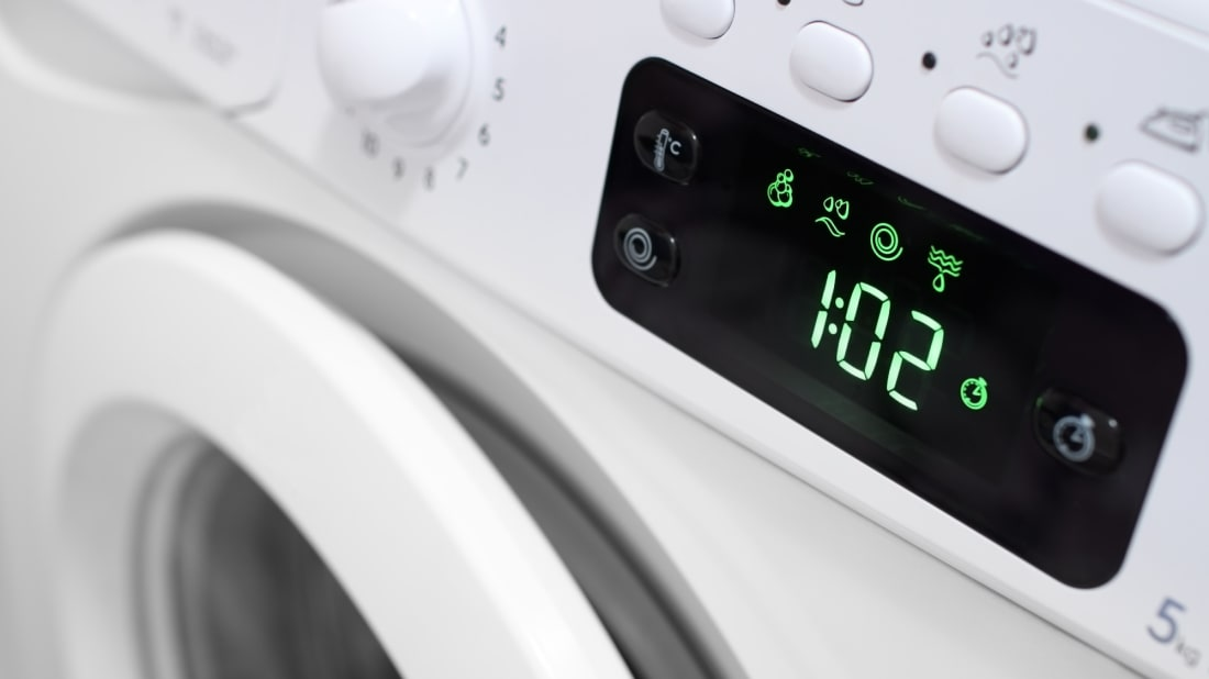 Your washing machine can be deceptive.