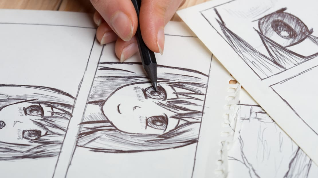 Comic book artists are drawn to their work.