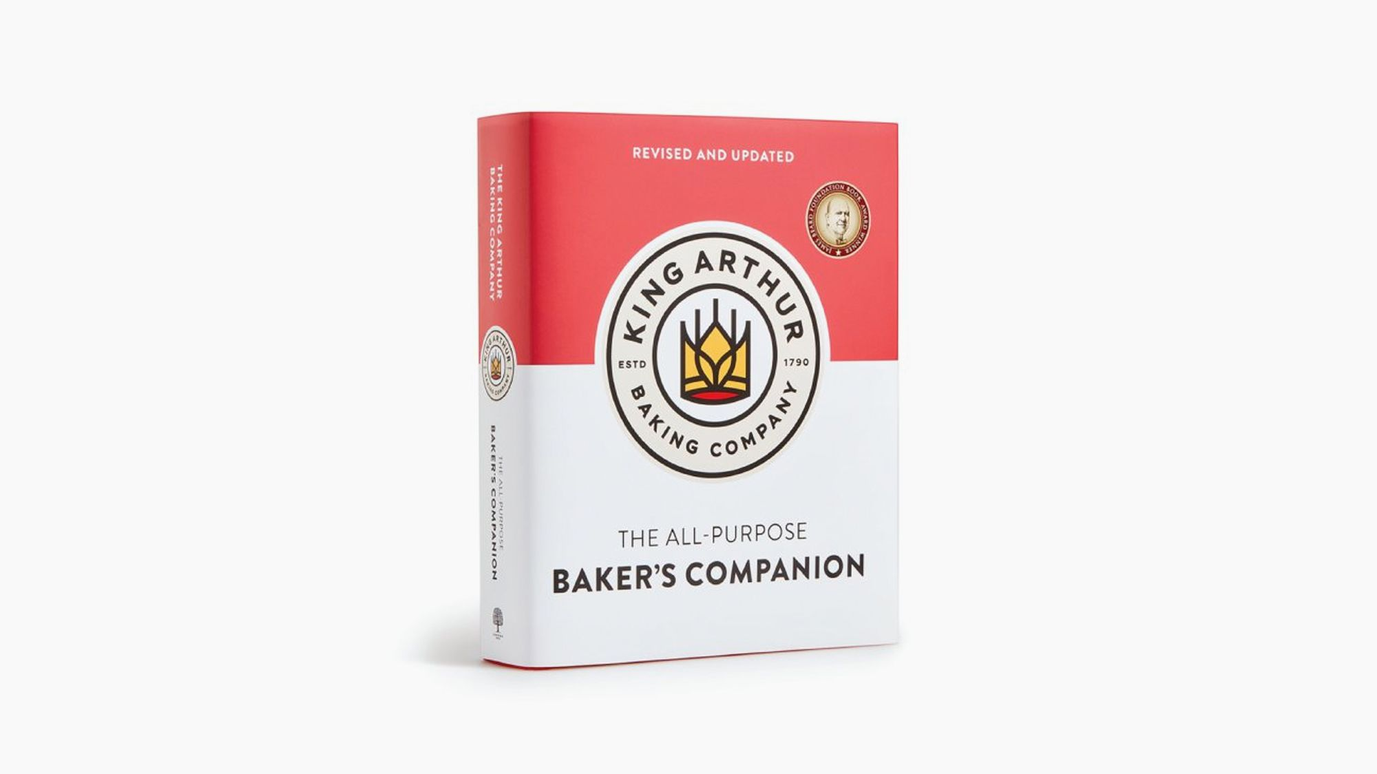 The King Arthur Baking Company Just Released Its Updated All-Purpose Baker's Companion